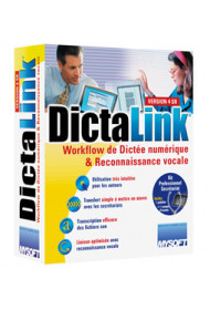 DictaLink V4 SR Secrétariat (logiciel seul)