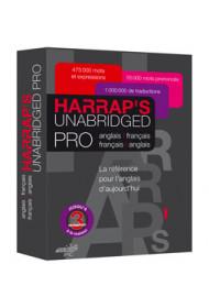Harrap's Unabridged Pro Français - Anglais - Français