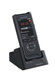 Kit Magnétophone - Enregistreur Numérique Olympus DS 9500 pour intégration seulement (Connectique USB + Socle + Mémoire 2 Go Inclus - sans logiciel)