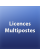 Licences multipostes